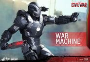War Machine Civil War Hot Toys 11