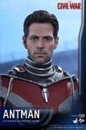 Ant-Man Civil War Hot Toys 3
