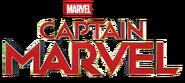 Captain Marvel (Updated Logo - Transparent)