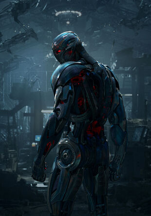 Ultron Textless AoU Poster