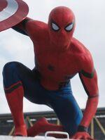 Spider-Man Civil War Cropped