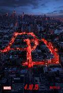 Daredevil Netflix Teaser Poster