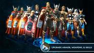 Thor Skins TTDW Game