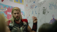 Thor discusses the Avengers Civil War (Team Thor - Part 2)