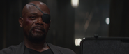 Nick fury beaten