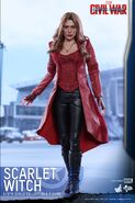 Scarlet Witch Civil War Hot Toys 6