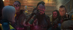 Taserface drink