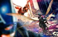 Hablemos Marvel Ant-Man and Falcon