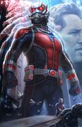 Ant-Man Suit Promo