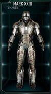 IM Armor Mark XXIII