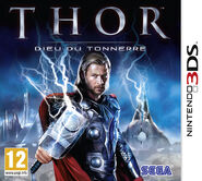 Thor 3DS FR cover