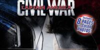 Captain America: Civil War: The Junior Novel