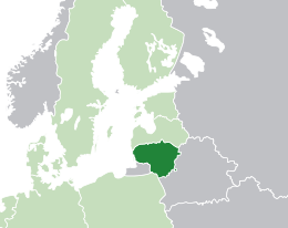 File:Map of Lithuania.png