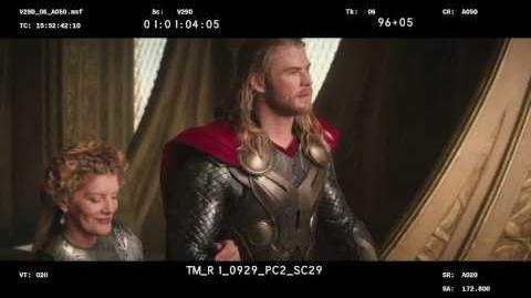 Marvel's Thor The Dark World - Deleted Scene 2
