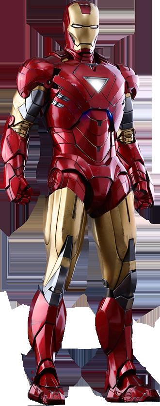 iron man armor mark vi marvel cinematic universe wiki