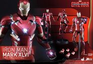 Iron Man Civil War Hot Toys 8