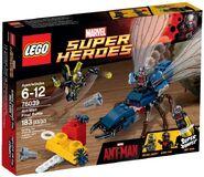 Ant-Man Lego final battle 1