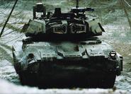HYDRA Tank promo