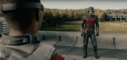 Ant-Man V. Falcon