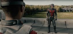Ant-Man V. Falcon