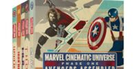 Marvel Cinematic Universe: Phase One Book Boxed Set