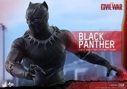 Black Panther Civil War Hot Toys 14