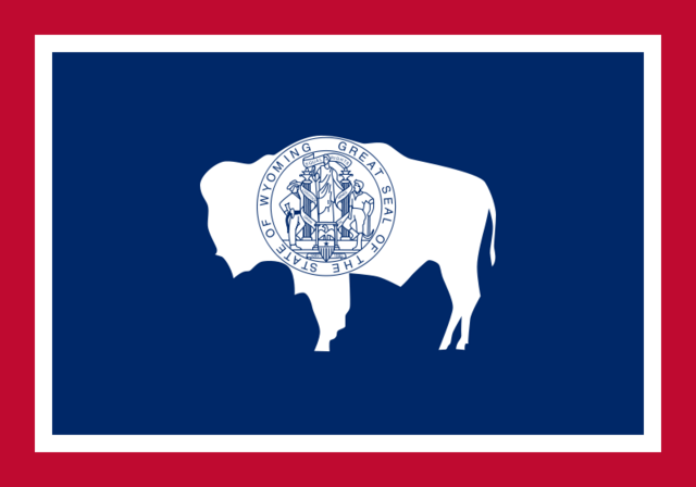 File:Flag of Wyoming.png