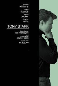 Simon Williams Tony Stark Poster