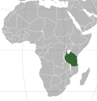 File:Map of Tanzania.png