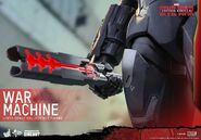 War Machine Civil War Hot Toys 12