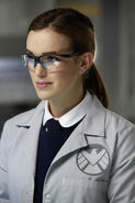 Jemma with glasses
