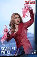 Scarlet Witch Civil War Hot Toys 12
