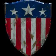 Captain America Shield 2
