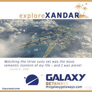 Galaxygetaways advertisement 6