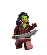 LEGO Gamora