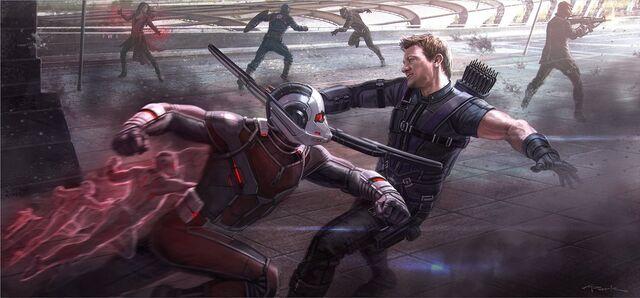 File:Ant-Man vs Hawkeye concept art.jpg