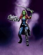 Marvel Legends GotGV2 Gamora
