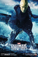 Inhumans Character Poster 05
