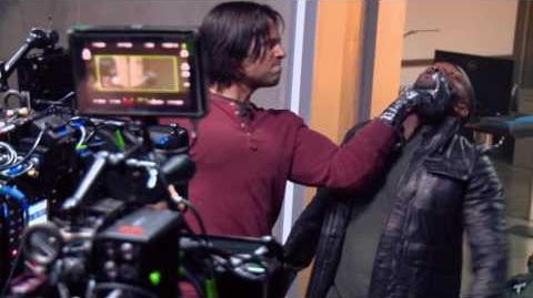Captain America & Winter Soldier's First Fight Scene – Marvel's Captain America Civil War