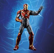 SMH Marvel Legends 1