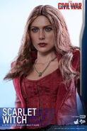 Scarlet Witch Civil War Hot Toys 5