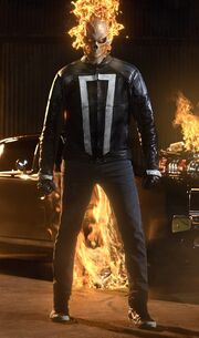 Ghost Rider RR