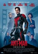 Ant-Man German Poster