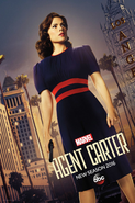 Agent Carter S2 Official Poster