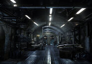 AOU Weapon Storage Facility
