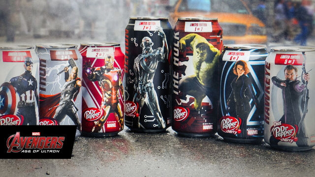 File:Dr Pepper cans - The Avengers 2 - Age of Ultron.jpg