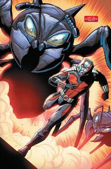 Ant-Man Larger than Life 5