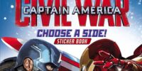 Captain America: Civil War: Choose A Side!