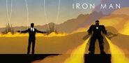 Bluray Box - IronMan