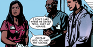 Claire Temple Comic
